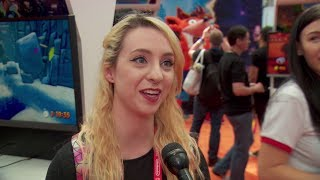 Fan Reactions at E3 | Crash Bandicoot N. Sane Trilogy