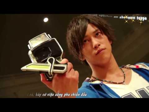 [Vietsub] MAD E-X-A (Exciting by Attitude) MV - Kamen Rider Gaim theme
