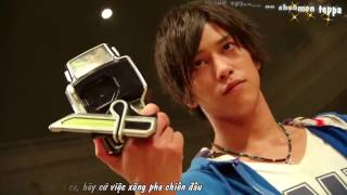 [Vietsub] MAD E-X-A (Exciting by Attitude) MV - Kamen Rider Gaim theme