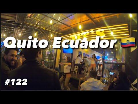 Ecuador Quito Night Life Night Club & Bar | Quito Popular Plaza Foch Area | | Quito Restaurants