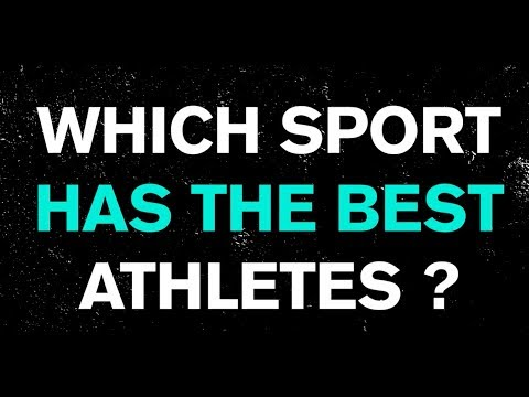 Which Sport Has The Best Athletes? | The Extra Point