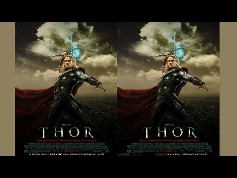 Photoshop ile Film Afişi Yapıyoruz!