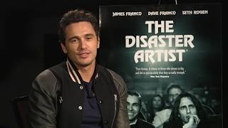James Franco on EAST OF EDEN, James Dean and Tommy Wiseau | EVERYBODY BETRAY ME