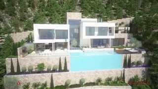 Super Luxury & Modern villa in Andratx, Mallorca