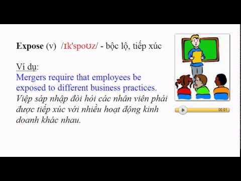Lesson 8  Office Procedures   Quy trình làm việc