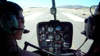 This instrument landing was done at KPRC. It is the GPS RWY 12 appr...