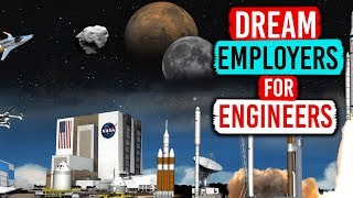 Dream Employers for Engineering Students