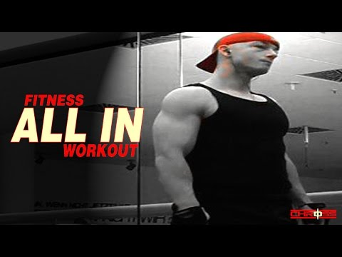 KINESIS | ALL IN | FULL BODY TRAINING | Fitness Complex Workout | TECHNO GYM