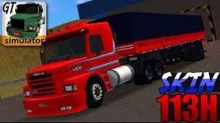 Skin 113 boladona - Grand truck Simulator