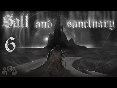 Salt and Sanctuary - 6 - Castle of Storms, Kraekan Wyrm, Shadowflip Brand