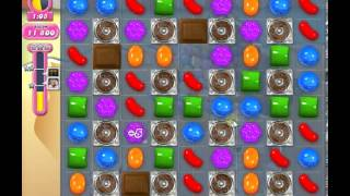 How to beat Candy Crush Saga Level 166 - 1 Stars - No Boosters - 15,921pts