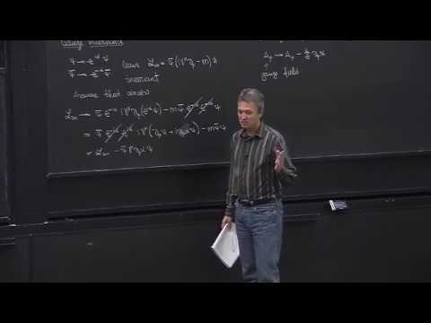 Lecture 8   Part 1   Quantum Electrodynamics, Dimensional An