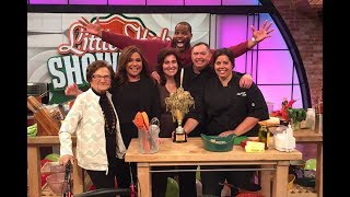 Rachael Ray Show -- Which US City's Little Italy Has the Best Pasta?