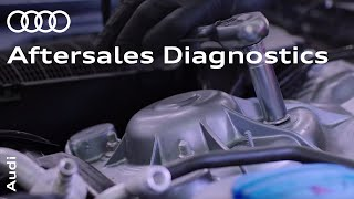 Audi Aftersales 2017: Diagnostics