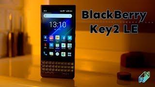 BlackBerry Key2 LE Recenzja - wyjątkowy smartfon w 2019 roku  | Robert Nawrowski