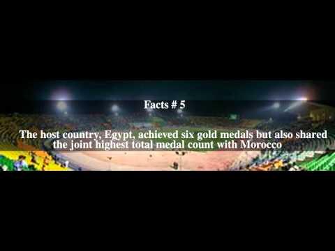 Athletics at the 2007 Pan Arab Games Top # 8 Facts