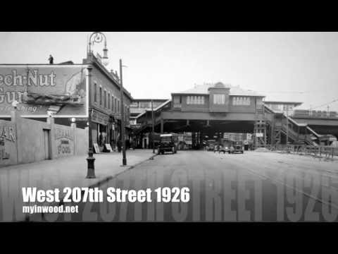 Inwood: West 207th Street In 1926