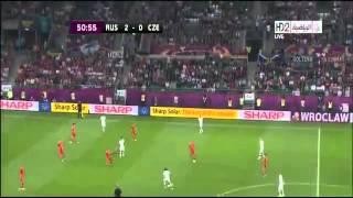 Россия - Чехия 4-1.Евро 2012(, 2012-06-21T11:16:20.000Z)