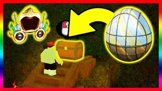 OPENING THE GOLDEN DOMINUS GATE & CHEST! (Dominus Fragments 7 & 8!) | Roblox Egg Hunt 2018