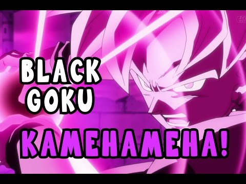 [Dragon Ball Super] Black Goku's KAMEHAMEHA ! [Free Ringtones Download]