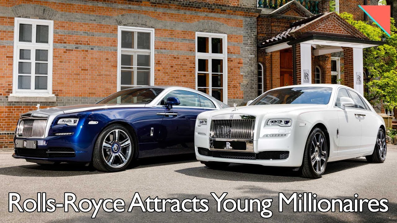 The Youthful Rolls-Royce, Amazon Wants Direct Sales - Autoline Daily ...