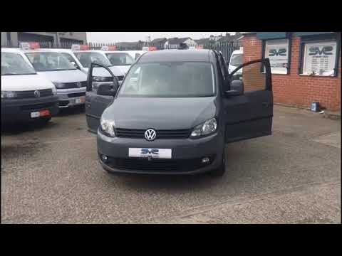 19f48a12e7 Volkswagen Caddy Maxi Highline in pure grey for sale   Simply Van Sales