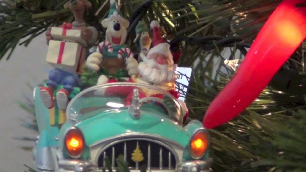 Animated Christmas Ornaments - YouTube