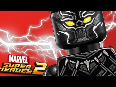 NOWY ŚWIAT | Lego Marvel Superheroes 2 #4 PO POLSKU