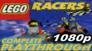 LEGO Racers 1 [PC] 1080p COMPLETE Playthrough + All Movies/Intros