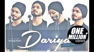 Download Hindi Video Songs - 'DARIYA' - Cover | Anurag Mohn || Arko Pravo | Baar Baar Dekho | Full Video Song