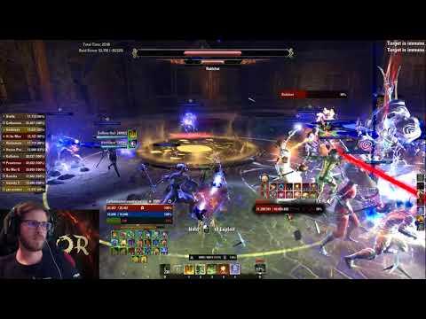 Rakkhat HM, Maw of Lorkhaj - Dragon Bones DLC Elder Scrolls Online ESO