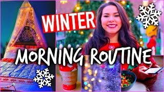 Winter morning routine 2015 Thumbnail