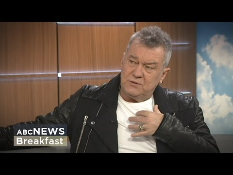 """Jimmy Barnes: """"I went hard for a long time"""""""
