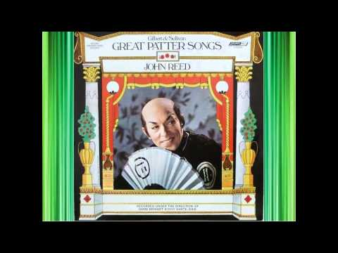 John Reed - The Judge's Song (Trial By Jury).avi