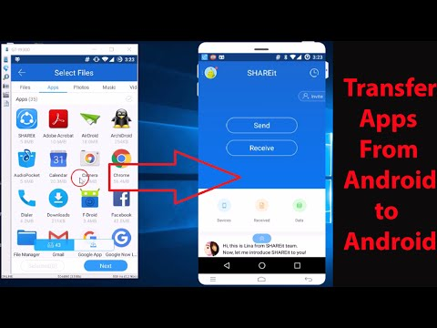 how-to-transfer-apps-from-one-android-phone-to-another-(no-wi-fi,no-bluetooth,no-mobile-data)-?