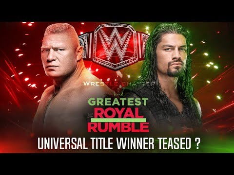 Roman Reigns Vs Brock Lesnar Steel Cage Match Greatest Royal Rumble Winner in Saudi Arabia ! thumbnail