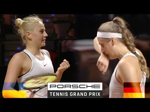 Kostyuk vs Lottner Full Highlights / Stuttgart 2018 / Round 1