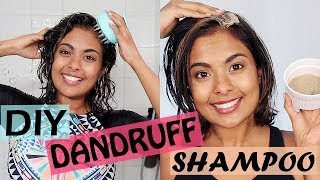 DIY Anti Dandruff Shampoo + Natural Hair Mask For Rapid Hair Growth