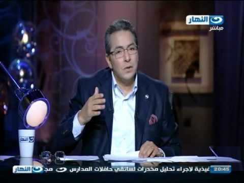 اخر النهار - تعليق محمود سعد على  مشروع قانون تفضيل المن...