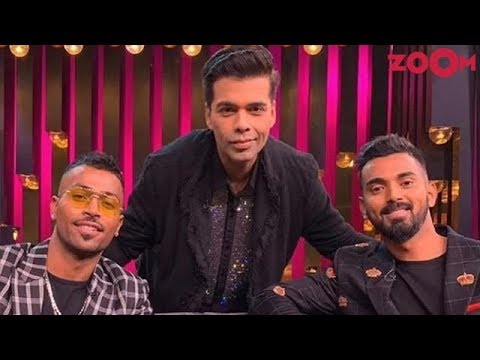 Hardik Pandya faces BACKLASH for his misogynistic comments on Koffee with Karan