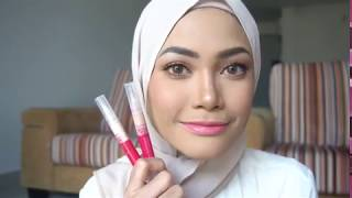 Tutorial bersama Nisa Kay - SILKYGIRL Quick Fix Care Concealer