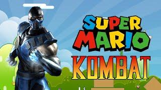 Repeat youtube video Super Mario Kombat: Super Mario World (Super Mario World / Mortal Kombat)