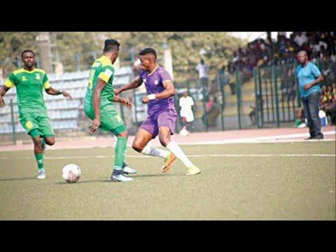 MFM FC vs Kano Pillars [2-1] Nigeria Football League Highlights I NPFL 2021