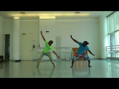 The Ailey School's Maguette Camara Teaches West African