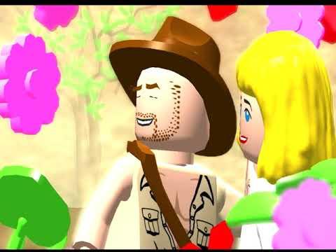 LEGO Indiana Jones The Original Adventures: Temple of Doom - Part 12  - Battle on the Bridge |