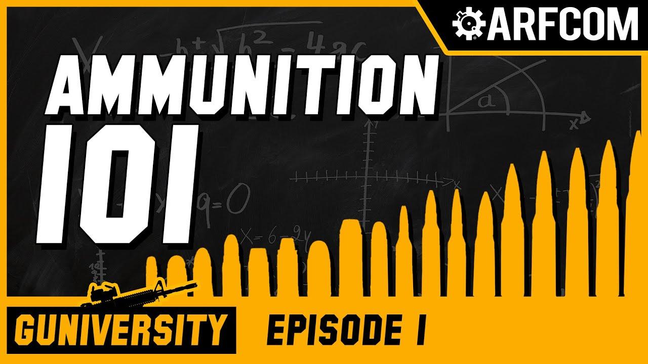 Guniversity: AMMO 101 - Naming Conventions
