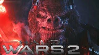 Halo Wars 2 — Трейлер