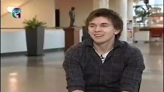 Василий Тимченко, самый молодой  дрессировщик хищников