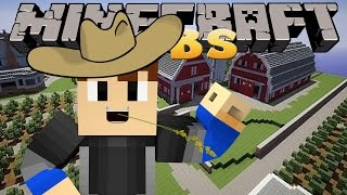 Minecraft JOBS - WORKING ON A FARM!