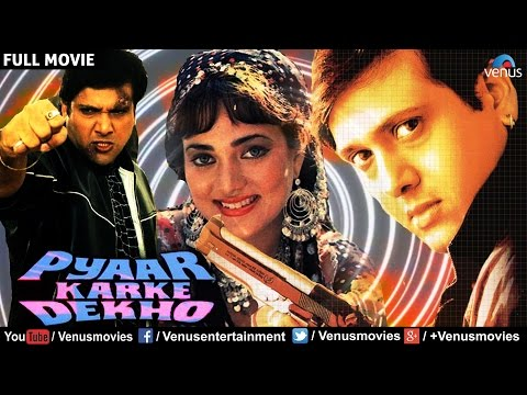 Pyaar Karke Dekho - Full Movies | Hindi Movies Full Movie | Govinda Movies | Bollywood Full Movies